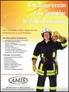 Fire Suppression Insurance Information