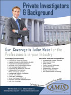 Private Investigator Insurance Information